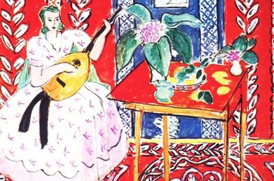 Le portrait dans l'art français