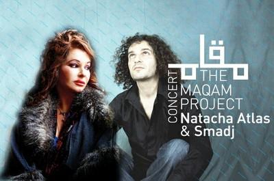"""Maqaam Project"" Natasha Atlas et Smadj"