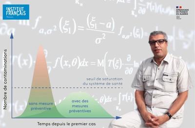 Journée internationale des mathématiques: Mathématiques et épidémies