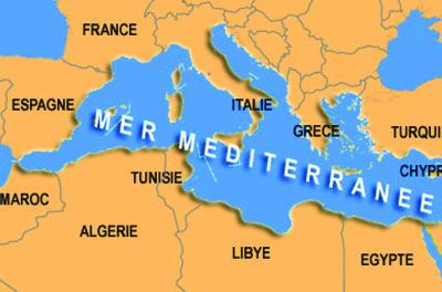 Méditerranée, mythique et poétique