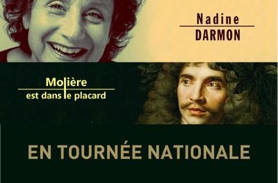 Molière est dans le placard de Nadine DARMON