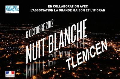 Nuit blanche à Tlemcen