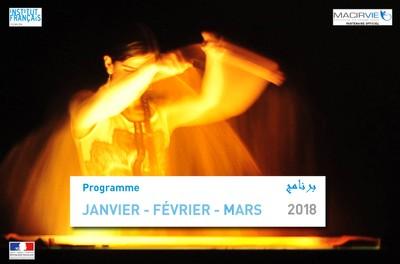 Programme Janvier - Février - Mars 2018