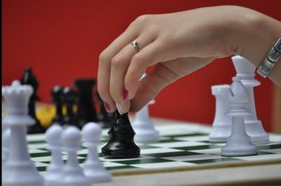 Tournoi  féminin des échecs